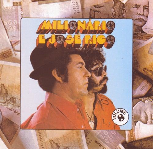 Volume 08 de Milionário e José Rico
