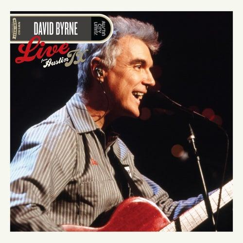Live From Austin TX de David Byrne