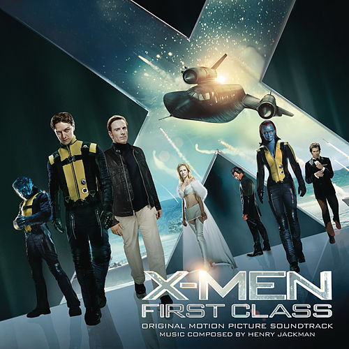 X-Men: First Class de Henry Jackman