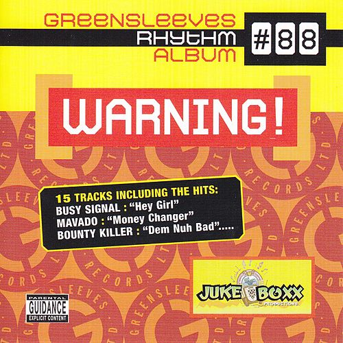 Warning Riddim by Various Artists