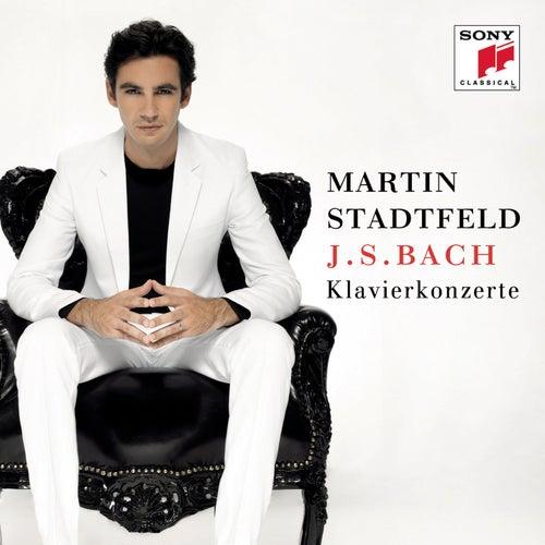 Bach: Piano Concertos Vol. 2 von Martin Stadtfeld