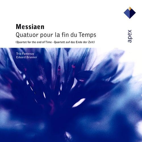 Messiaen : Quatuor pour la fin du temps [Quartet for the End of TIme] by Trio Fontenay