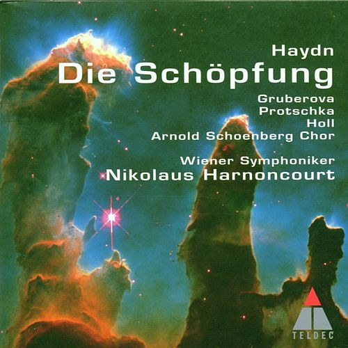 Haydn : Die Schöpfung [The Creation] de Nikolaus Harnoncourt