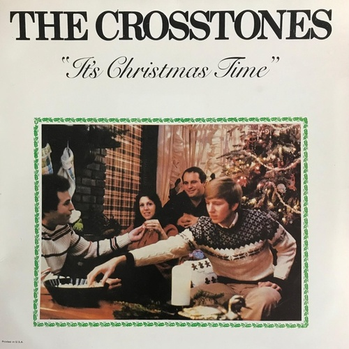 It's Christmas Time (40th Anniversary) de The Crosstones