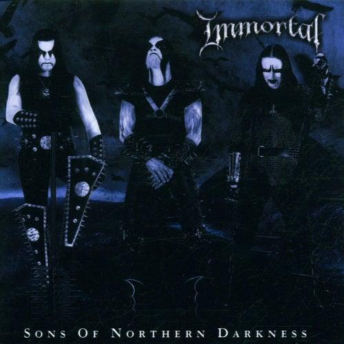 Sons Of Norhern Darkness von Immortal
