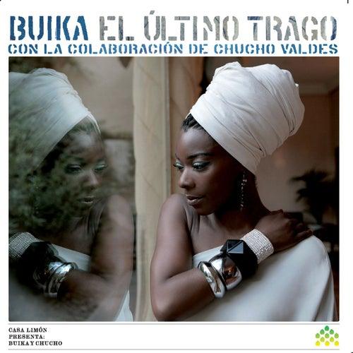 El ultimo trago de Buika