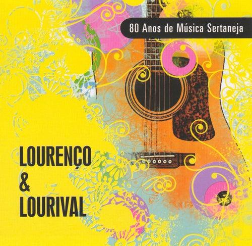 80 Anos de Música Sertaneja von Lourenço e Lourival