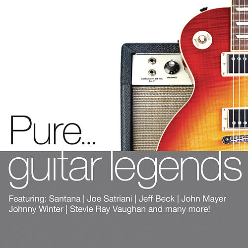 Pure... Guitar Legends de Various Artists
