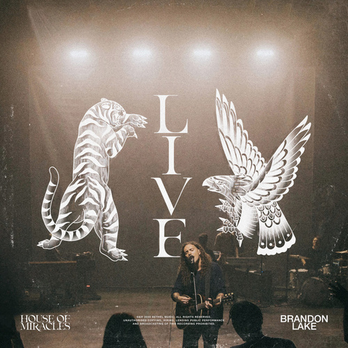 House Of Miracles (Live) by Brandon Lake
