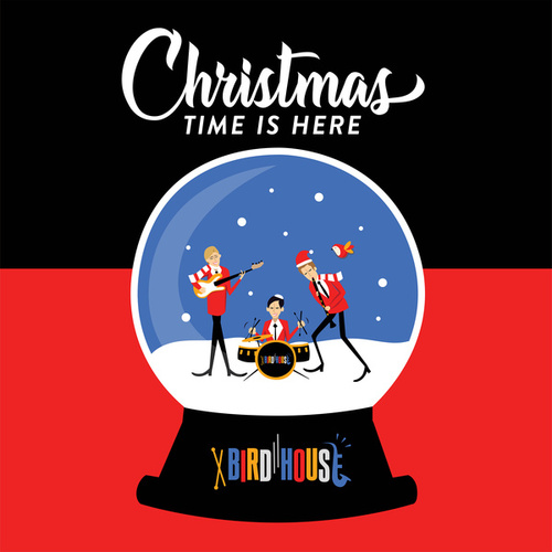 Christmas Time Is Here de Birdhouse Jazz