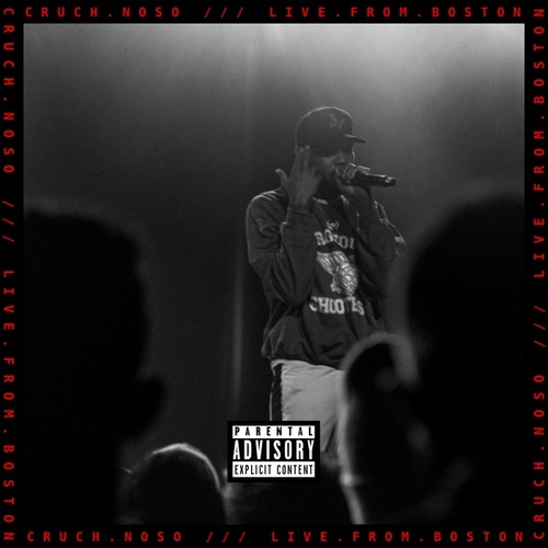Live from Boston by Cruch Calhoun