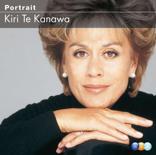 Kiri Te Kanawa - Artist Portrait 2007 by Kiri Te Kanawa