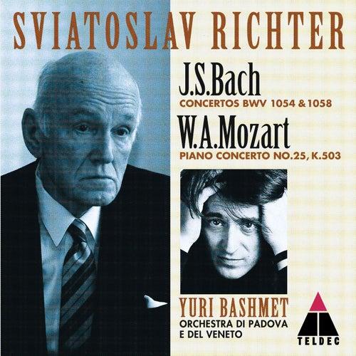 Mozart : Piano Concerto No.25 & Bach : Keyboard Concertos Nos 3 & 7 de Yuri Bashmet