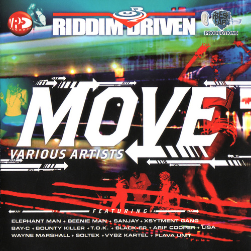Move by Various Artists