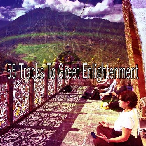 55 Tracks to Greet Enlightenment von Entspannungsmusik