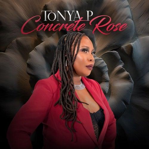 Concrete Rose by Tonya P