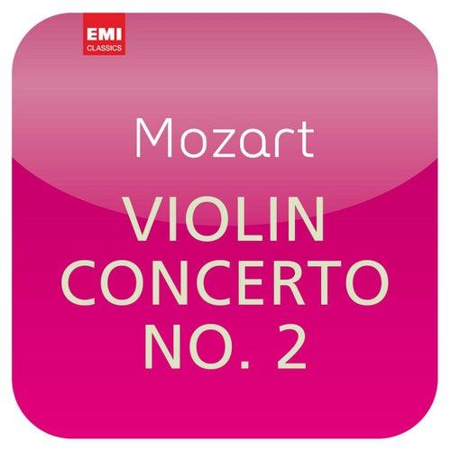 Mozart: Violin Concerto No. 2 ('Masterworks') by Riccardo Muti