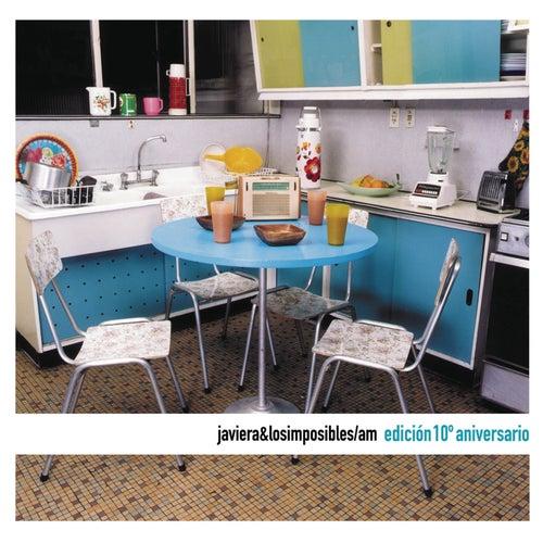AM + bonus Tracks (Edición Aniversario) de Javiera Parra y Los Imposibles