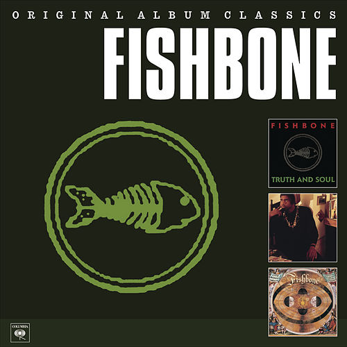 Original Album Classics by Fishbone