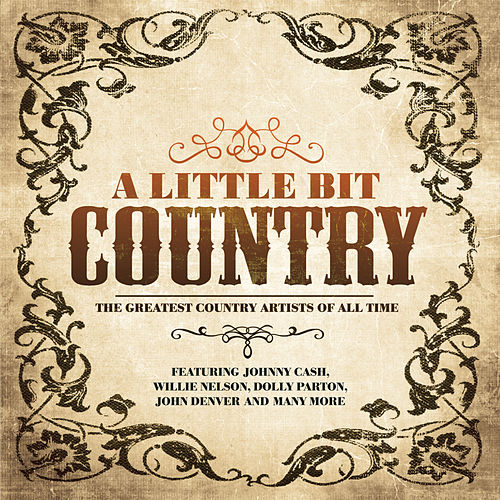 A Little Bit Country by Various Artists