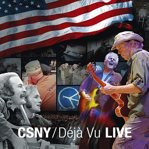 CSNY / Deja Vu (Live) de Crosby, Stills, Nash and Young