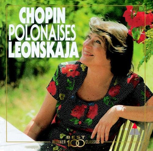 Chopin : Polonaise-fantaisie & 6 Polonaises by Elisabeth Leonskaja