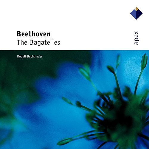 Beethoven : The Complete Bagatelles (-  Apex) by Rudolf Buchbinder