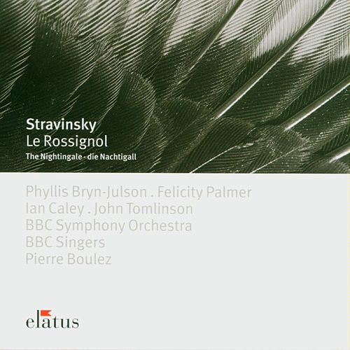 Stravinsky : Le rossignol de Pierre Boulez