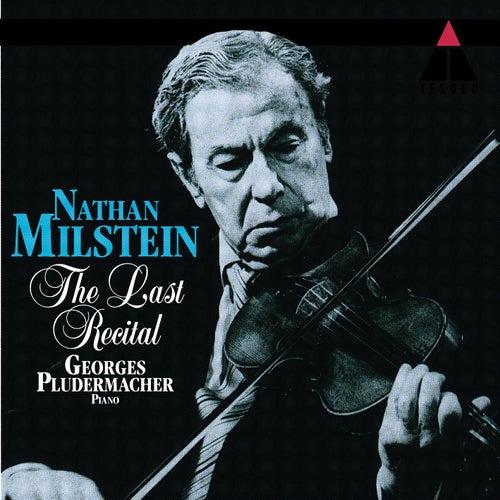 Nathan Milstein - The Last Recital von Nathan Milstein