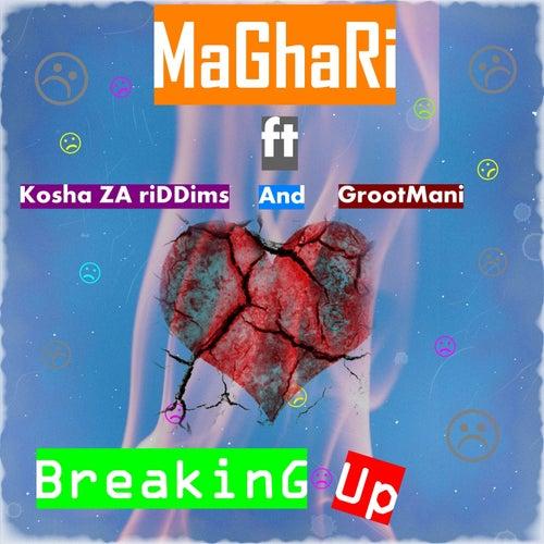 Breaking Up (Radio Edit) de Maghari