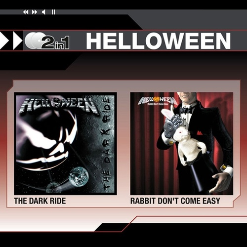 The Dark Ride / Rabbit Don't Come Easy by Helloween