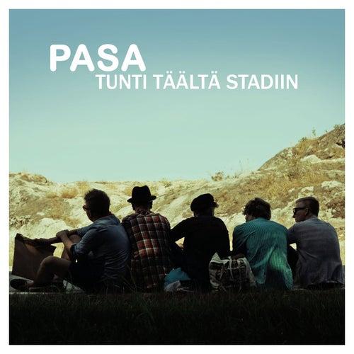Tunti täältä stadiin (Radio Edit) fra Pasa