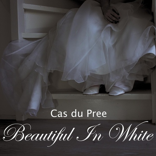 Beautiful In White by Cas Du Pree
