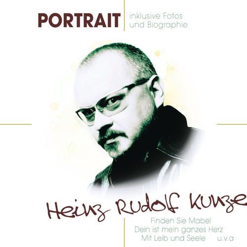Portrait von Heinz Rudolf Kunze