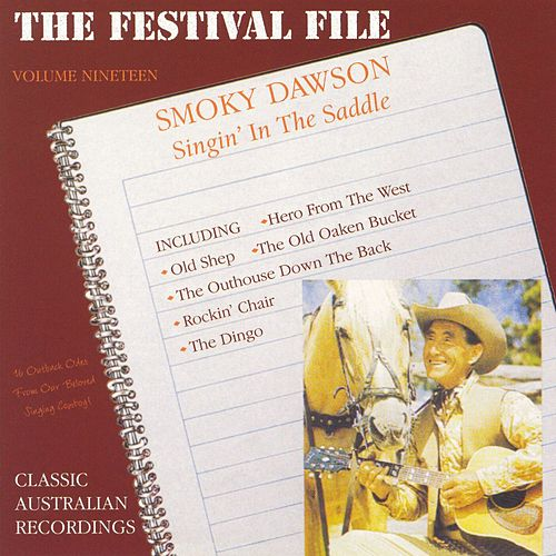 Singin' In The Saddle by Smoky Dawson