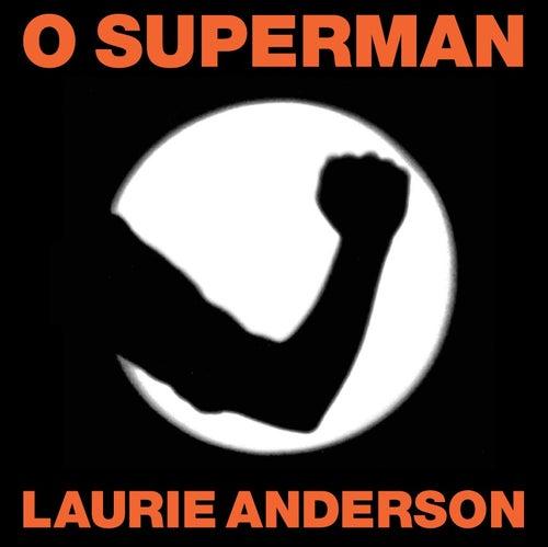 O Superman de Laurie Anderson