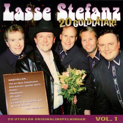20 Guldlåtar - Volym 1 de Lasse Stefanz