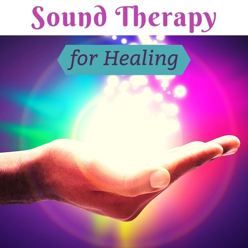 Sound Therapy for Healing - Vibrational Healing Through the Chakras with Ohm Mantras and Meditation Music von Zen Spa Music Relaxation Gamma