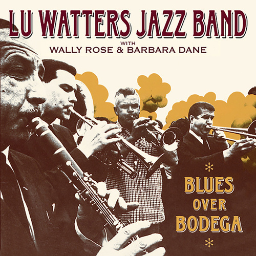 Blues Over Bodega de Lu Watters