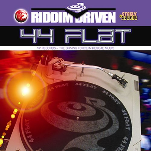 Riddim Driven: 44 Flat by Various Artists