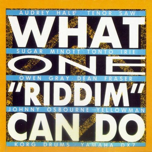 What One 'riddim' Can Do by What One 'riddim' Can Do