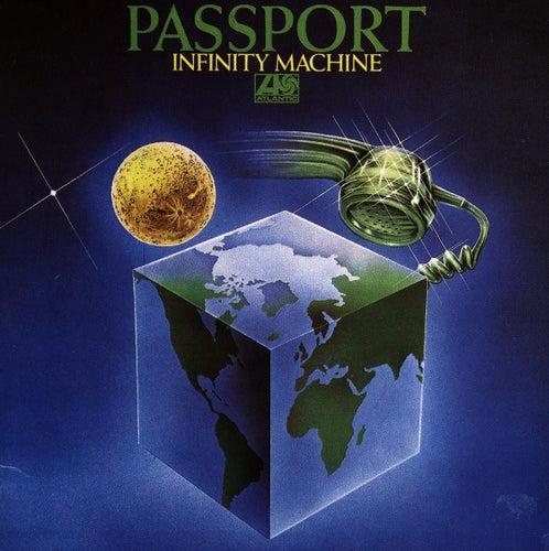 Infinity Machine von Klaus Doldingers Passport
