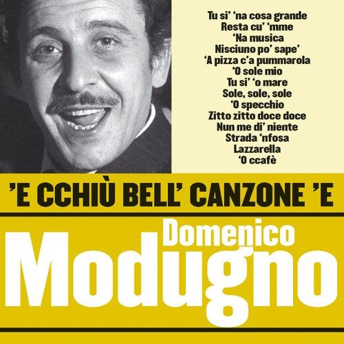 'E cchiù bell' canzone 'e Domenico Modugno by Domenico Modugno