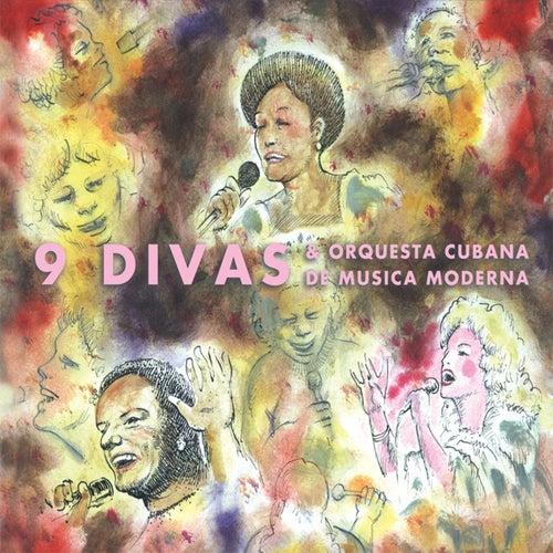 JazzCuba. Volumen 9 de 9 Divas & Orquesta Cubana de musica moderna
