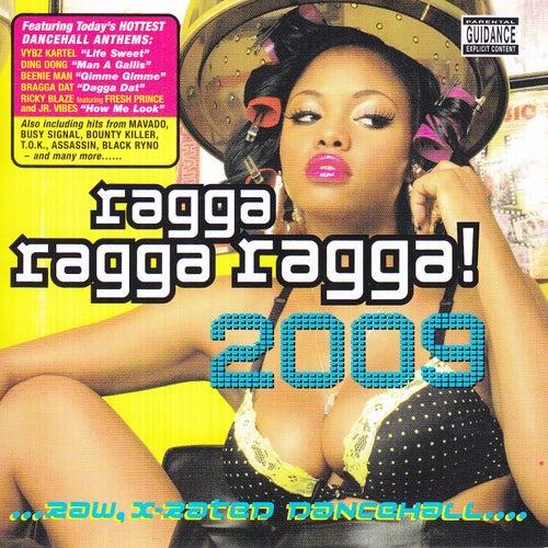 Ragga Ragga Ragga 2009 by Various Artists