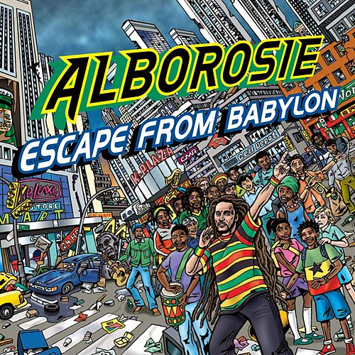 Escape From Babylon de Alborosie
