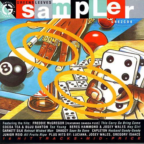 Greensleeves Sampler 8 by Various Artists
