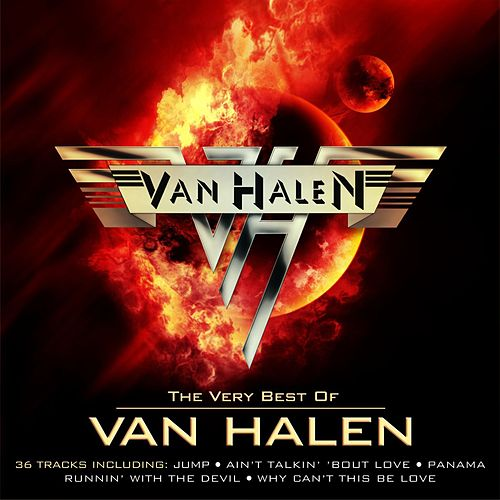 The Very Best Of Van Halen von Van Halen