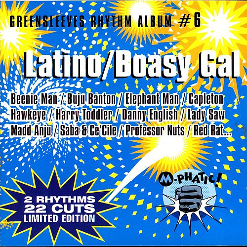 Latino / Boasy Gal by Various Artists