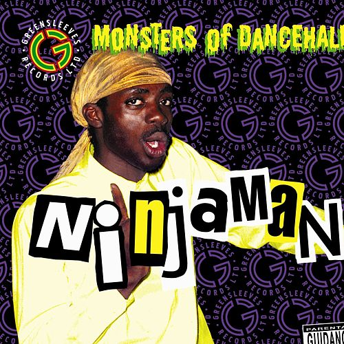 Monsters Of Dancehall by Ninjaman